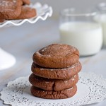 Linda's Chocolate Peanut Butter Surprise Cookies