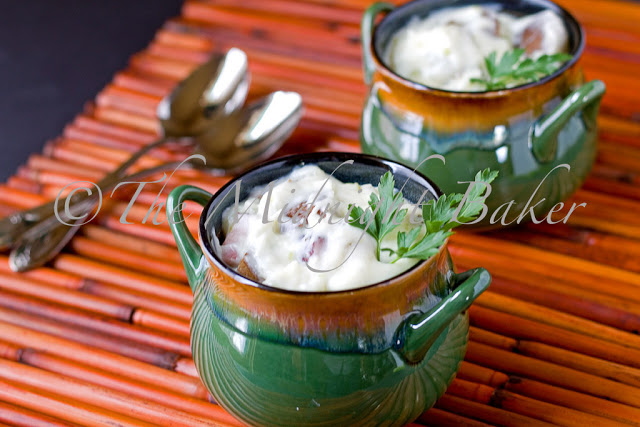 Cream of Ham & Potato Soup