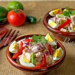 Mexicali Chipotle Potato Salad