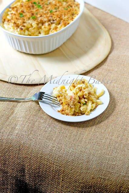 Classic Cheddar Bacon Macaroni & Cheese