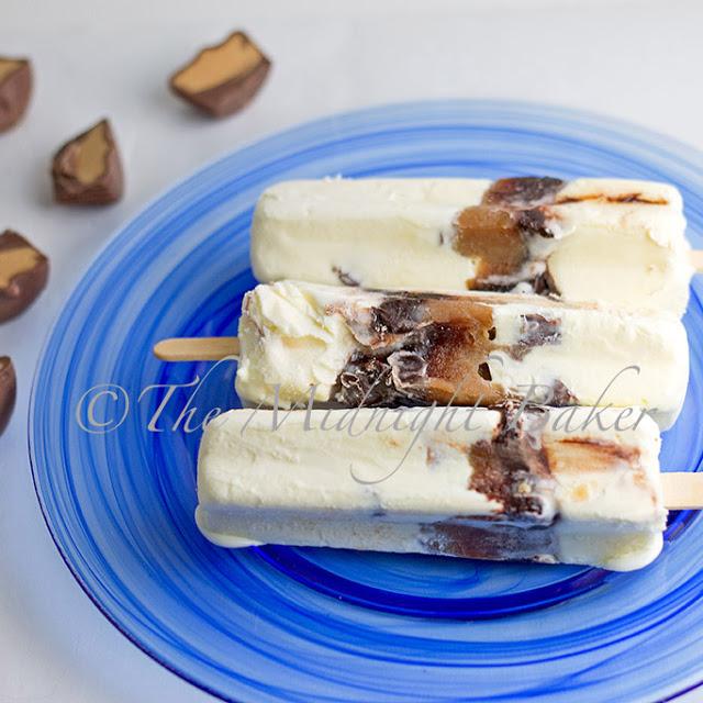 Ice Cream Orgasm Pops
