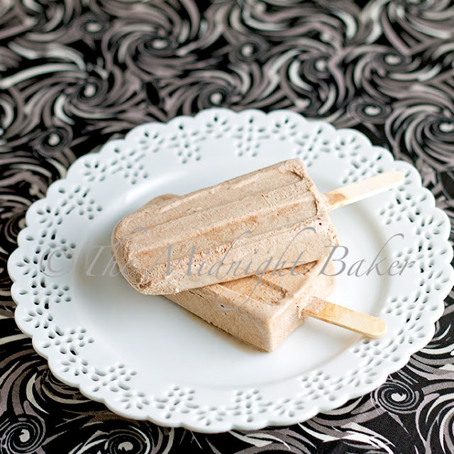Nutella Fudgesciles