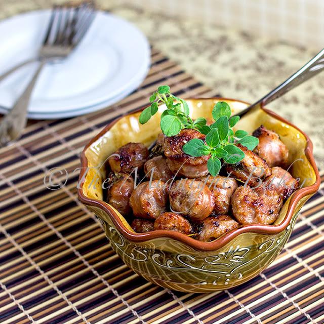 Italian Sausage Bites