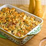 Cheesy Cauliflower Casserole: Meatless Monday