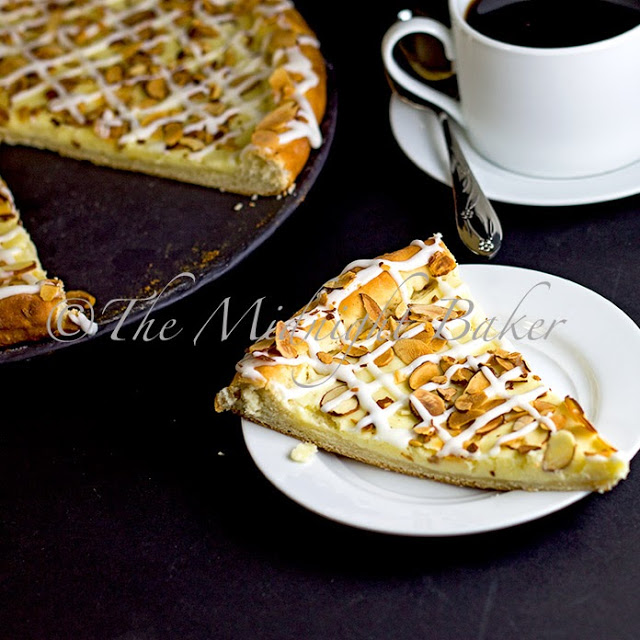 Cheese Danish Pizza
