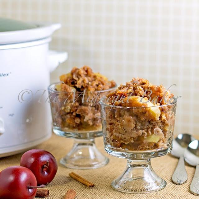 Apple Dapple Pudding