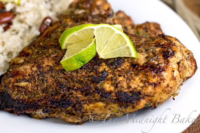 Global Grub Jerk Chicken