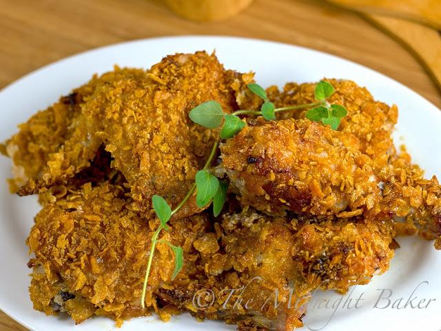 Crsipy Cajun Chicken
