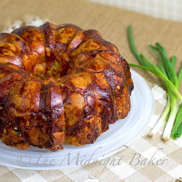 Cheesy Onion Monkey Bread