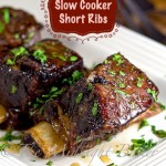Maple Glazed Short Ribs