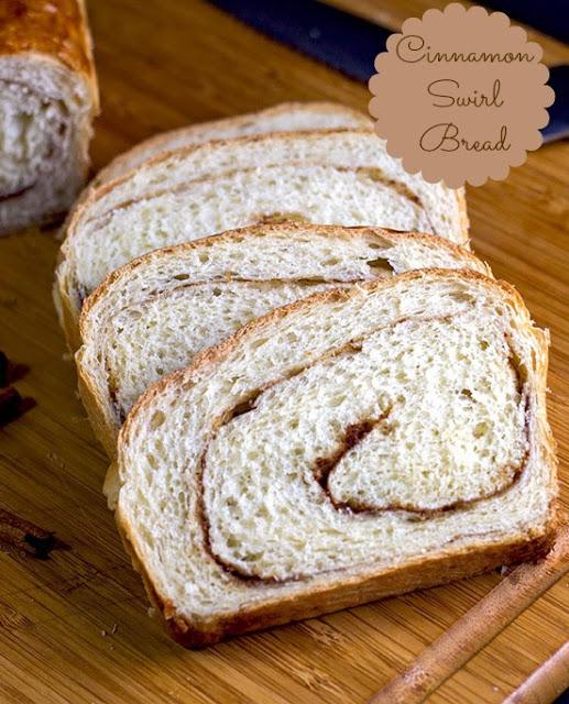 Cinnamon Swirl Bread #CinnamonSwirlBread #CinnamonBread #bread #CinnamonBreadRecipe