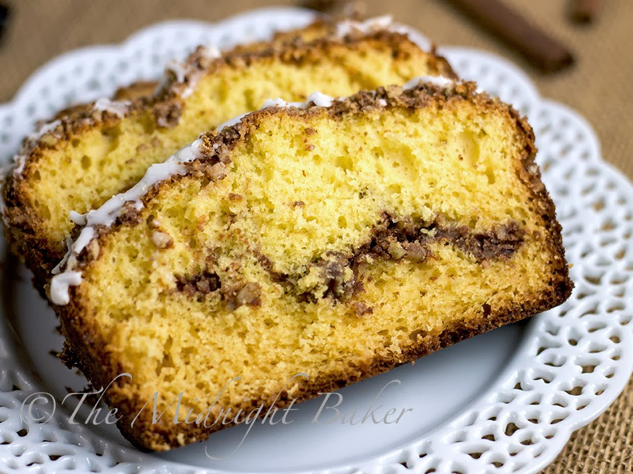 Streusel Coffee Cake Recipe With Yellow Cake Mix