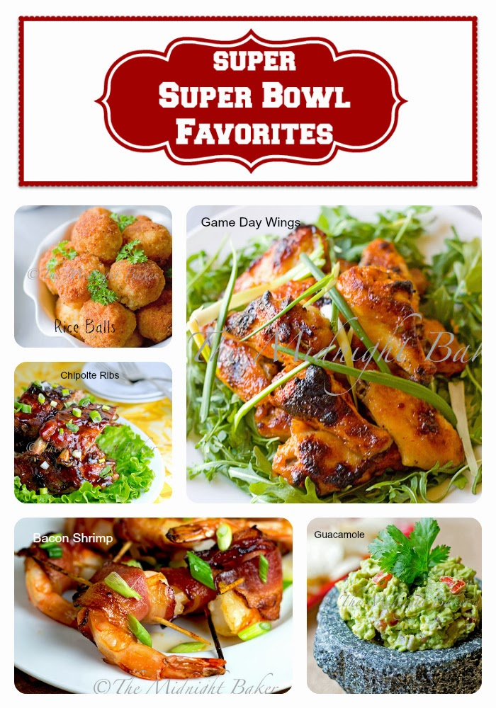Super Bowl Favorites #SuperBowl #parties #SuperBowlRecipes