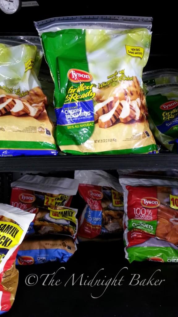 Tyson Grilled & Ready® at Catskill Walmart #JustAddTyson #ad #cbias