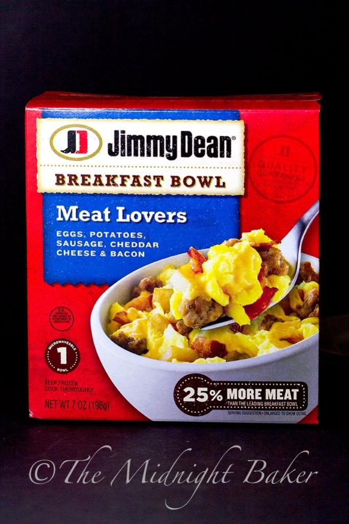 Jimmy Dean Meat Lover's Breakfast Bowls Make Breakfast ...