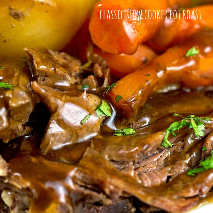 This pot roast is an American classic!