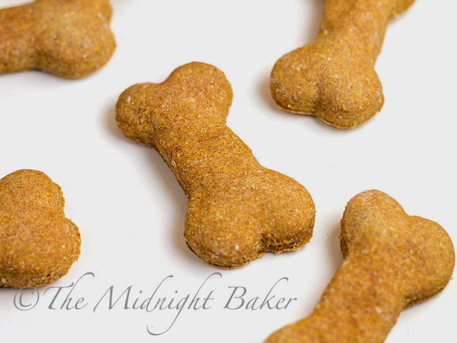 Ingredient Pumpkin Biscuit Dog Treats