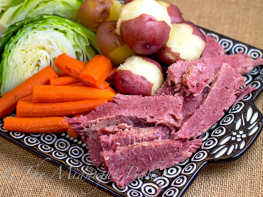 Corned Beef and Cabbage #cornedbeef #StPatrick'sDay #PressureCooker