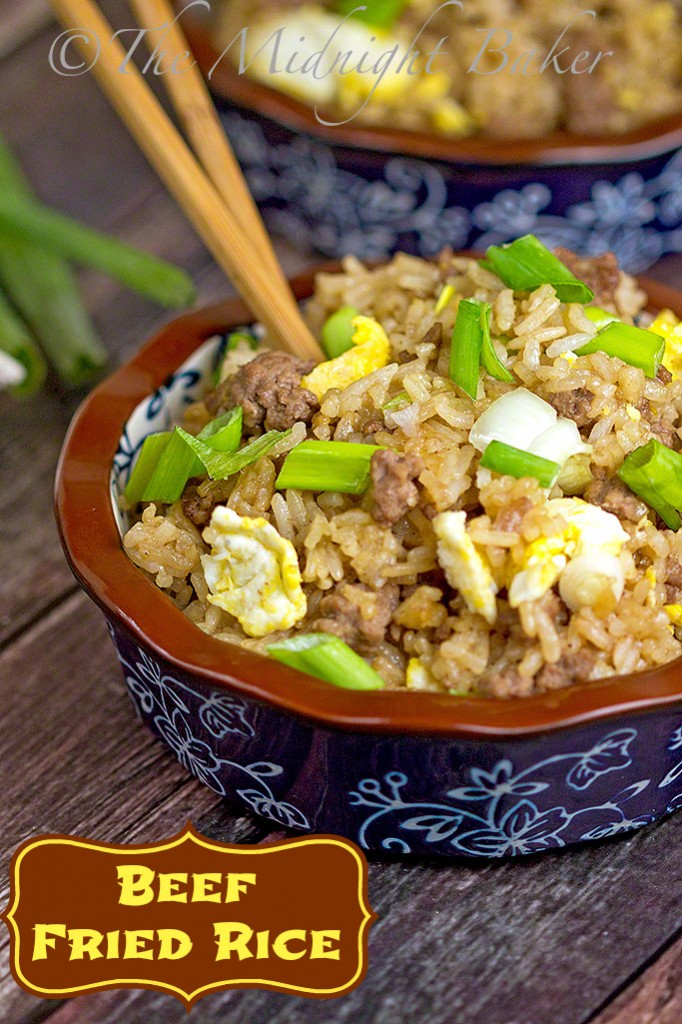 Take-Out Beef Fried Rice #ChineseFood #AuthenitcFriedRiceRecipe #JasmineRice