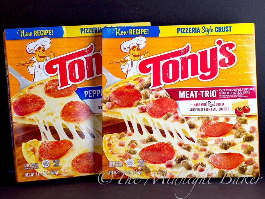 Tony's Pizza #tonyspizzeria #PMedia #ad