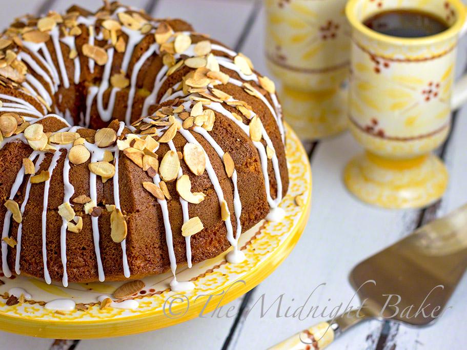 Chocolate Mousse Tunnel Cake #dessert #ChocolateMousse #YellowCakeMix #TemptationsByTara