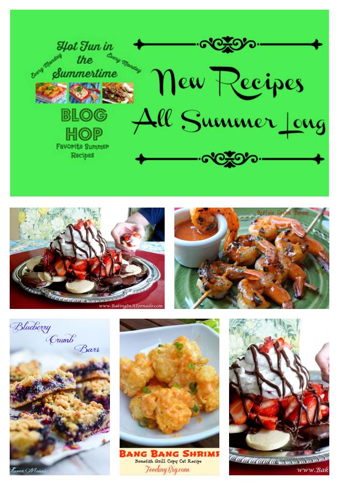 Midnight Baker Summer Favorite Recipes #recipes #summerrecipefavorites