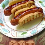 Grilled Cheese Dogs (BONUS)