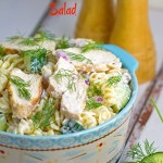 Dilly Ranch Chicken & Pasta Salad