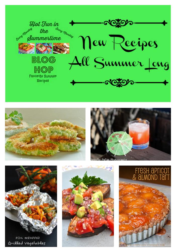 Midnight Baker Summer Recipe Party #summerrecipes