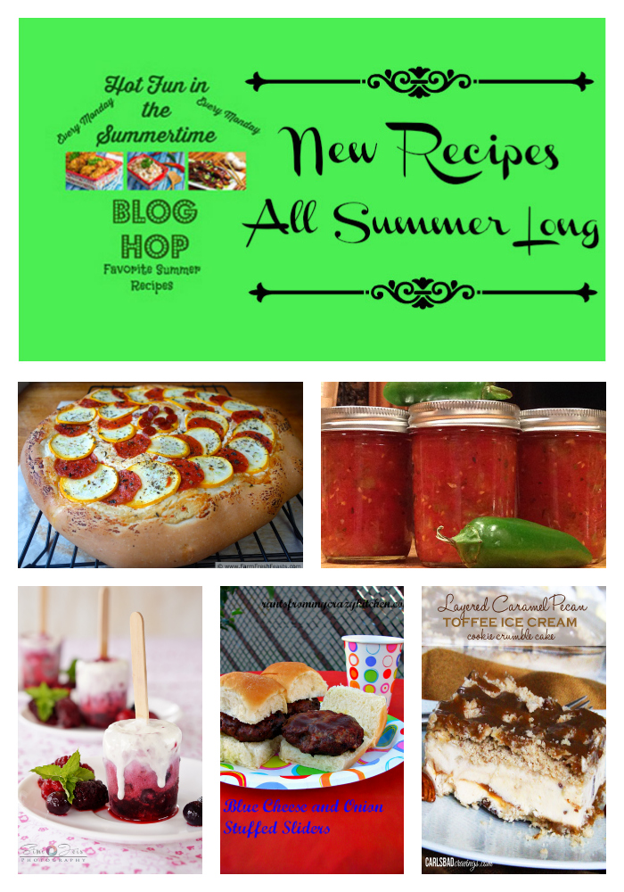 Midnight Baker Blog Hop #summerrecipes