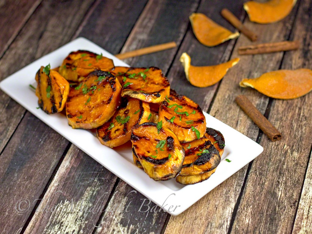 Maple Cinnamon Orange Sweet Potatoes | bakeatmidnite.com | #sweetpotatoes #sidedishes #healthyrecipes