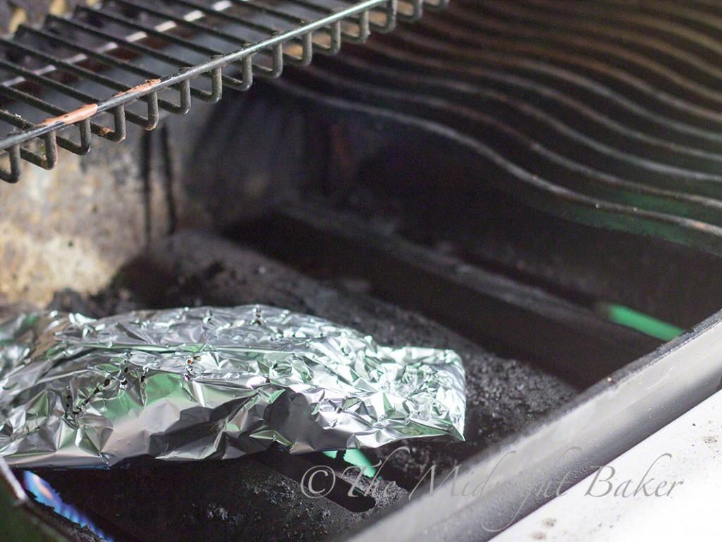 Smoking on a Gas Grill #gasgrill #smokedfood #smoker
