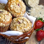 Strawberry Spice Muffins