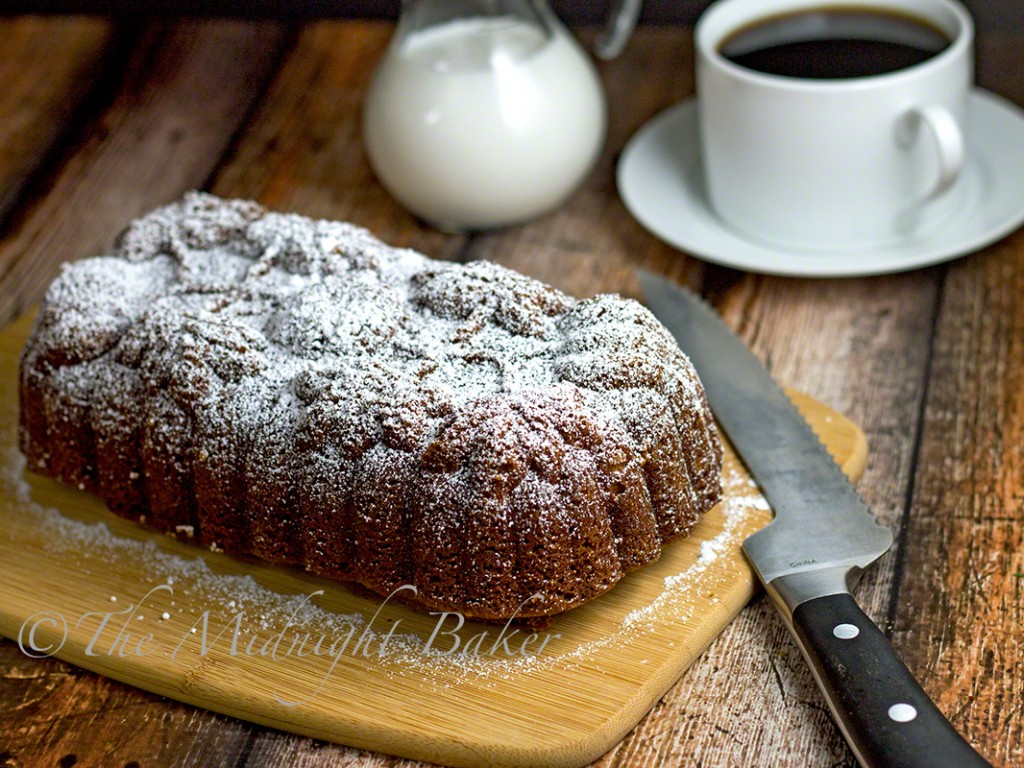 Down East Pumpkin Bread | bakeatmidnite.com | #pumpkin #pumpkinbread #fall