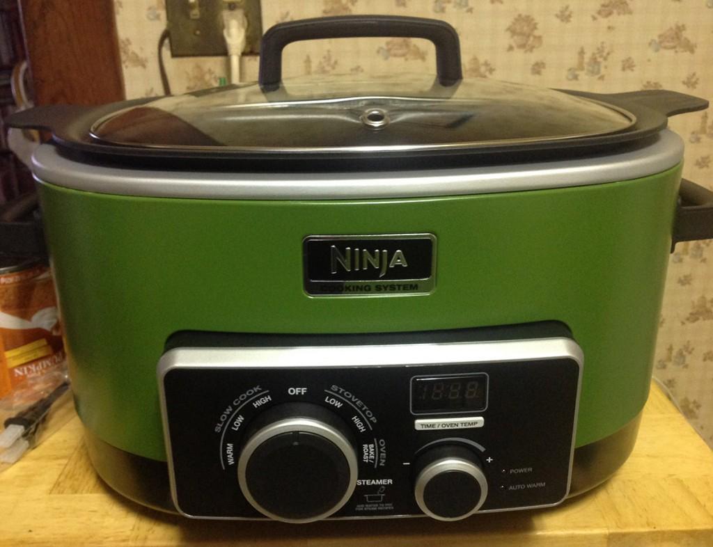 Ninja 4-in-1 #ninja4-in-1