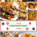 Easy Christmas Party Favorites