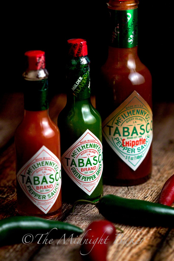 tabasco pepper sauces | bakeatmidnite.com | #SeasonedGreetings #ad