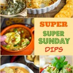 Super Bowl Sunday Countdown–Week #1 Dips