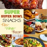 Super Bowl Sunday Countdown–Week #2 Wings, Ribs & Bacon