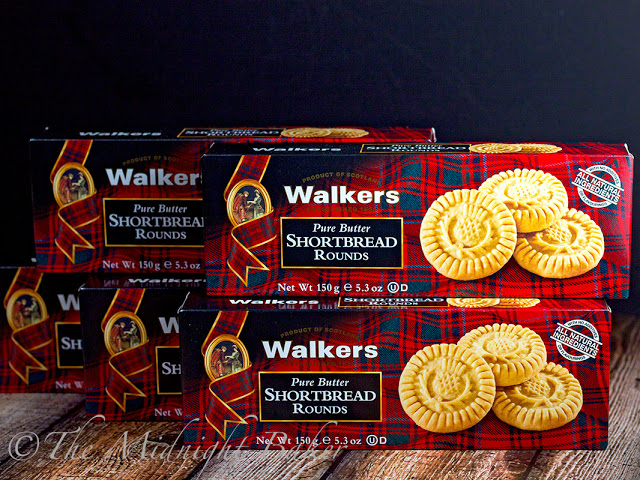 Walkers Shortbread Rounds #WalkersShortbread #ad