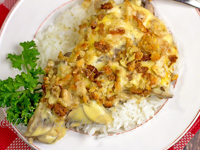 Pepperjack Chicken | bakeatmidnite.com | #chicken #casseroles #pepperjack #recipe
