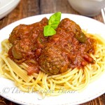 Meat Lover's Spaghetti Sauce