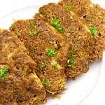 Slow Cooker Savory Meatloaf