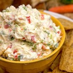 Veggie Lover's Cream Cheese Spread