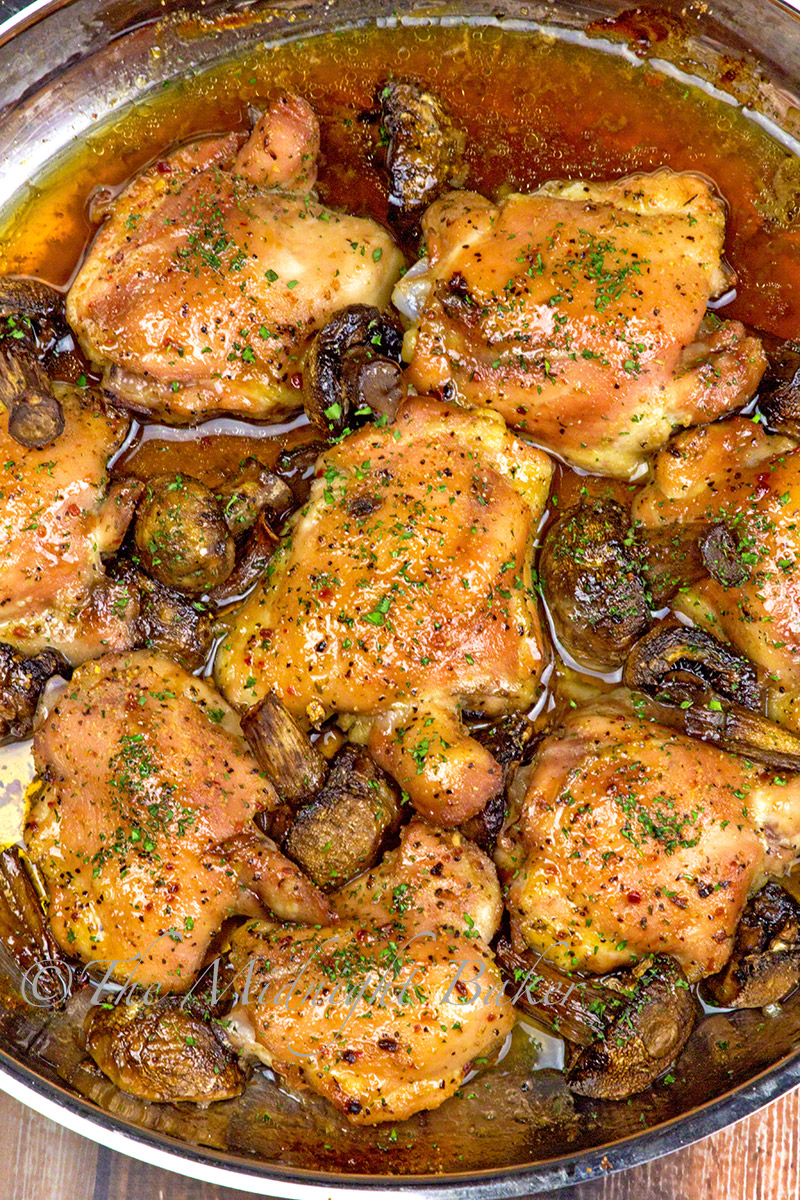 3-Ingredient Italian Chicken