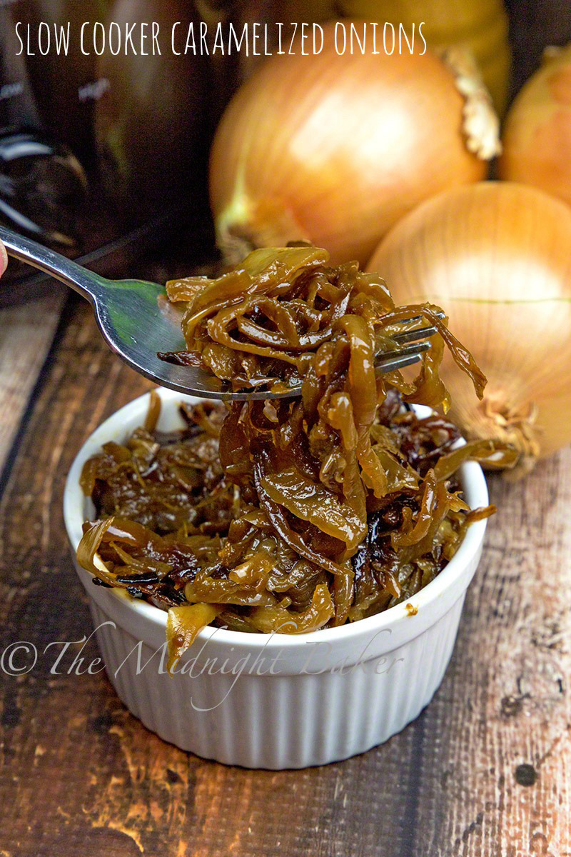 Easiest way to make caramelized onions