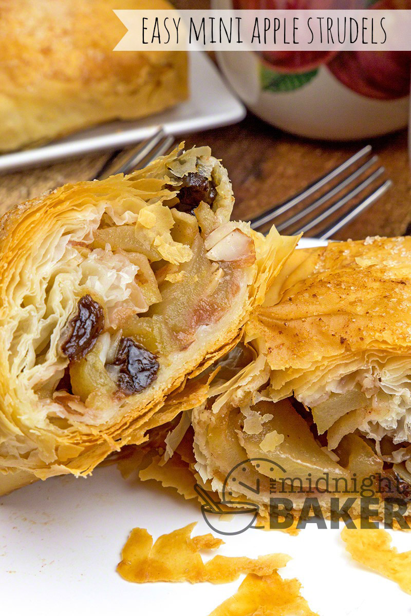 How to cook strudel