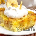 Banana Bread Bread Pudding