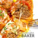 Meat & Cheese Stuffed Shells