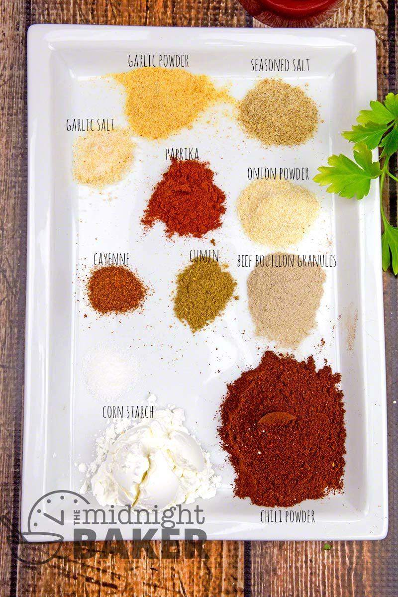 Absolutely the best taco seasoning. Just like the restaurand!